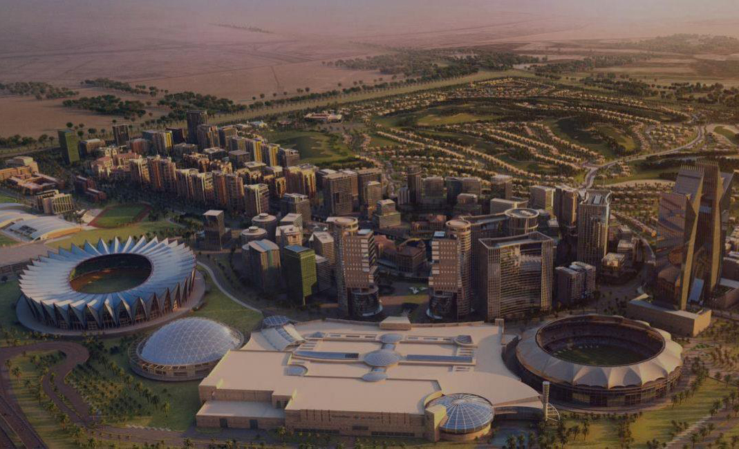 Dubai Sports City (Victory Heights MRVC2)