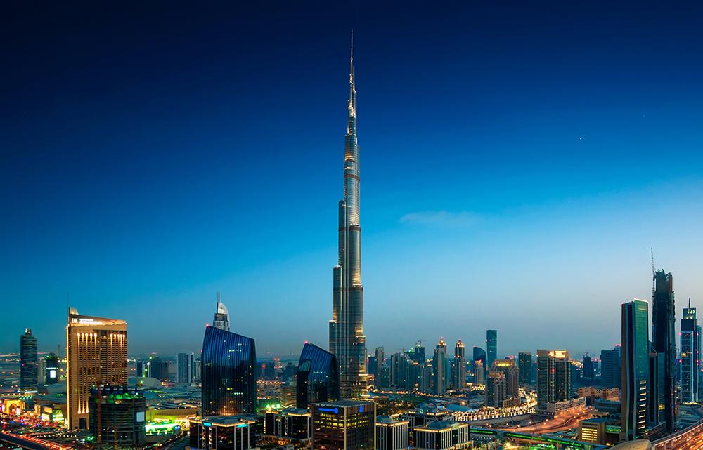 Burj Khalifa Restuarants