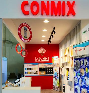 Conmix at The Big 5